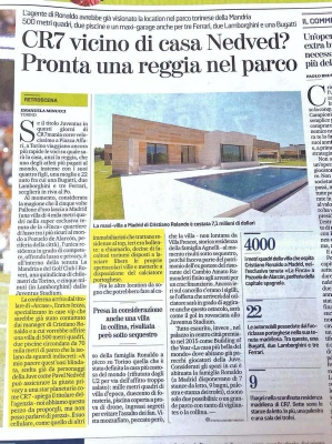 Galleria Case a Torino per i campioni dello sport?