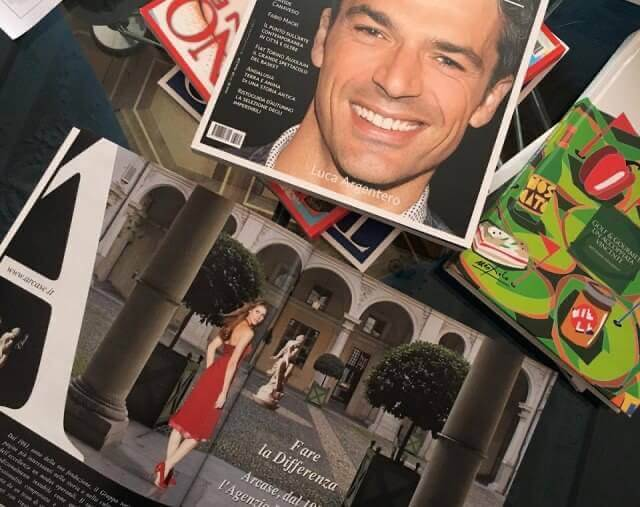 Pubblicità su Torino Magazine