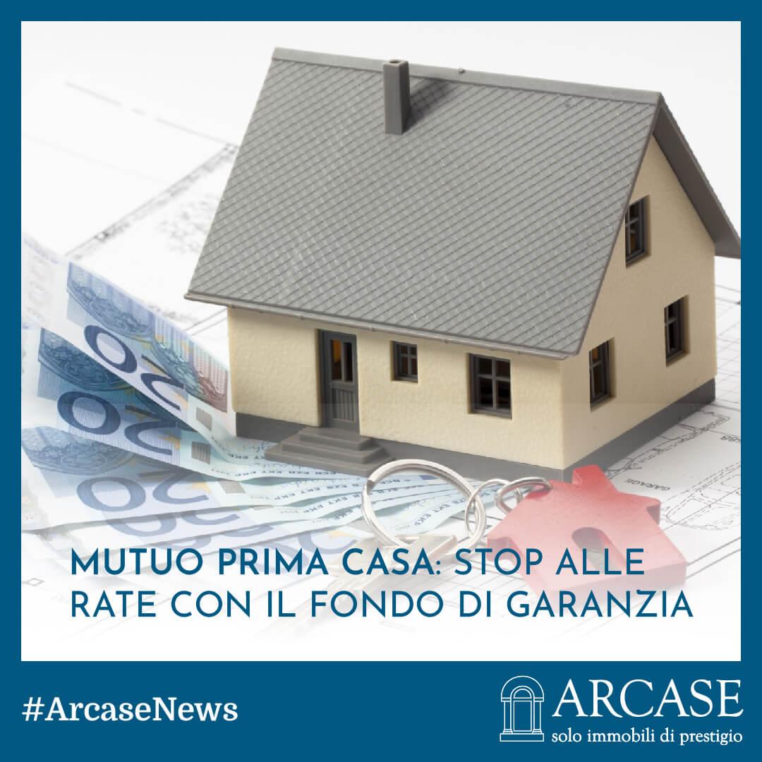 Mutuo prima casa: stop alle rate con il fondo di garanzia ...