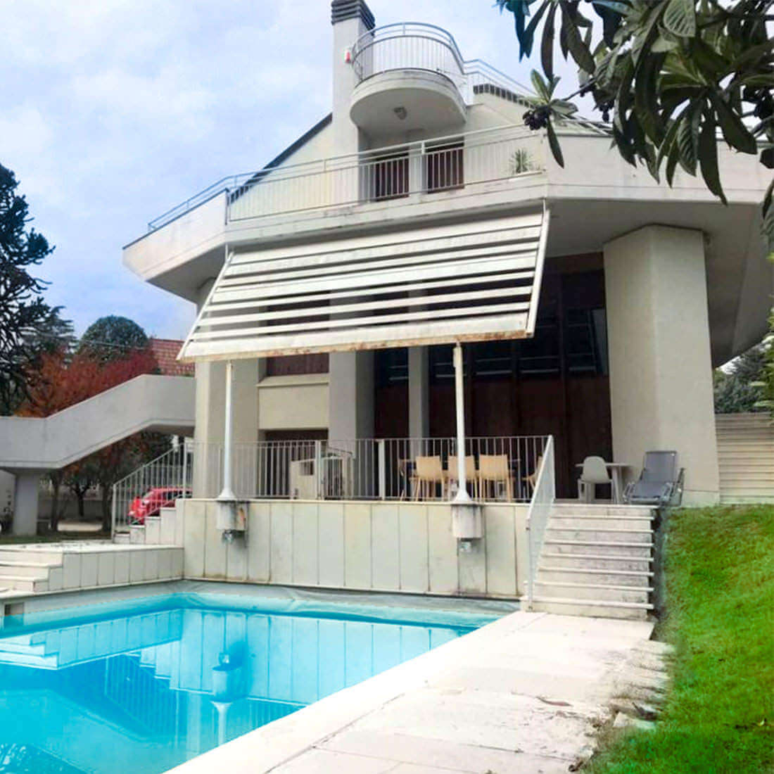 Villa di design - Via Maritani, Cumiana
