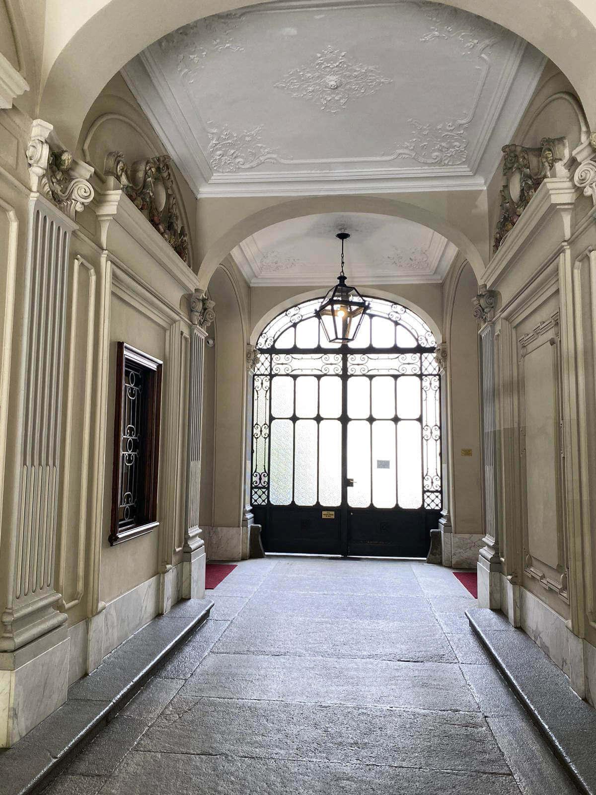 Appartamento all'ultimo piano - Corso Re Umberto, Torino