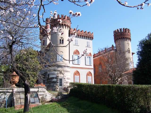 Castello dei Marchesi di Monferrato - Favria