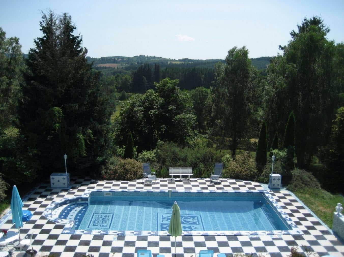 Tenuta d'Artista - Villa D'Azur, Limoges