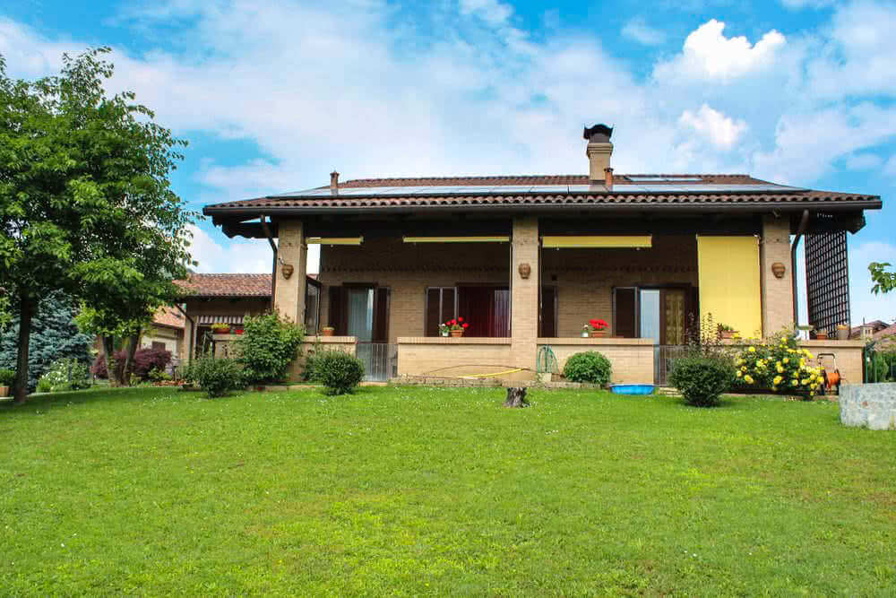 Villa - Via Brione, Givoletto