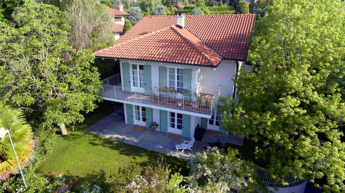Villa - Via San Felice, Pino Torinese