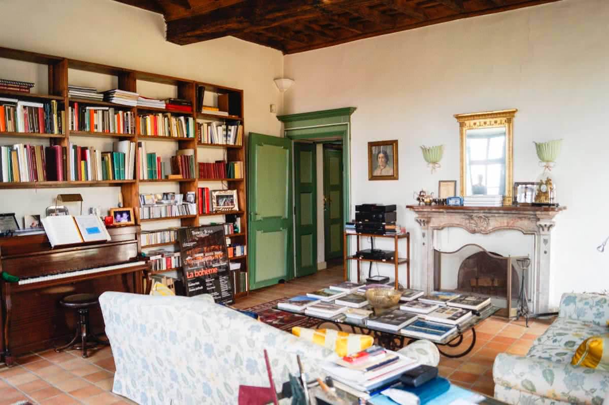 Elegante villa d'epoca - Via san Rocco, Torino