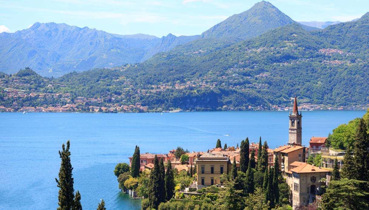 Il contesto: Lago di Como