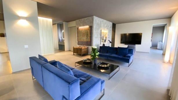 Appartamento di design - C.so Massimo D'azeglio, Torino